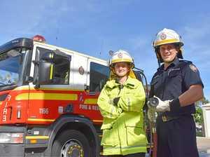 HEAT IS ON: Meet Gladstone's newest firefighters