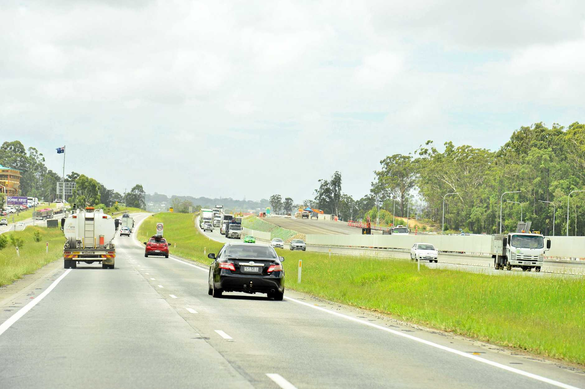 Bruce Highway upgrades must be a Federal Government priority, according to RACQ.