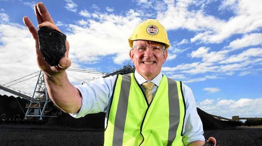 Queensland Resources Council CEO Ian Macfarlane