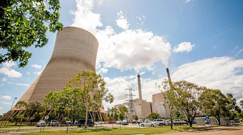 COAL FIRED: Callide Power Stations B & C.