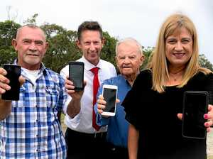 Pledge to fix Pottsville mobile phone coverage