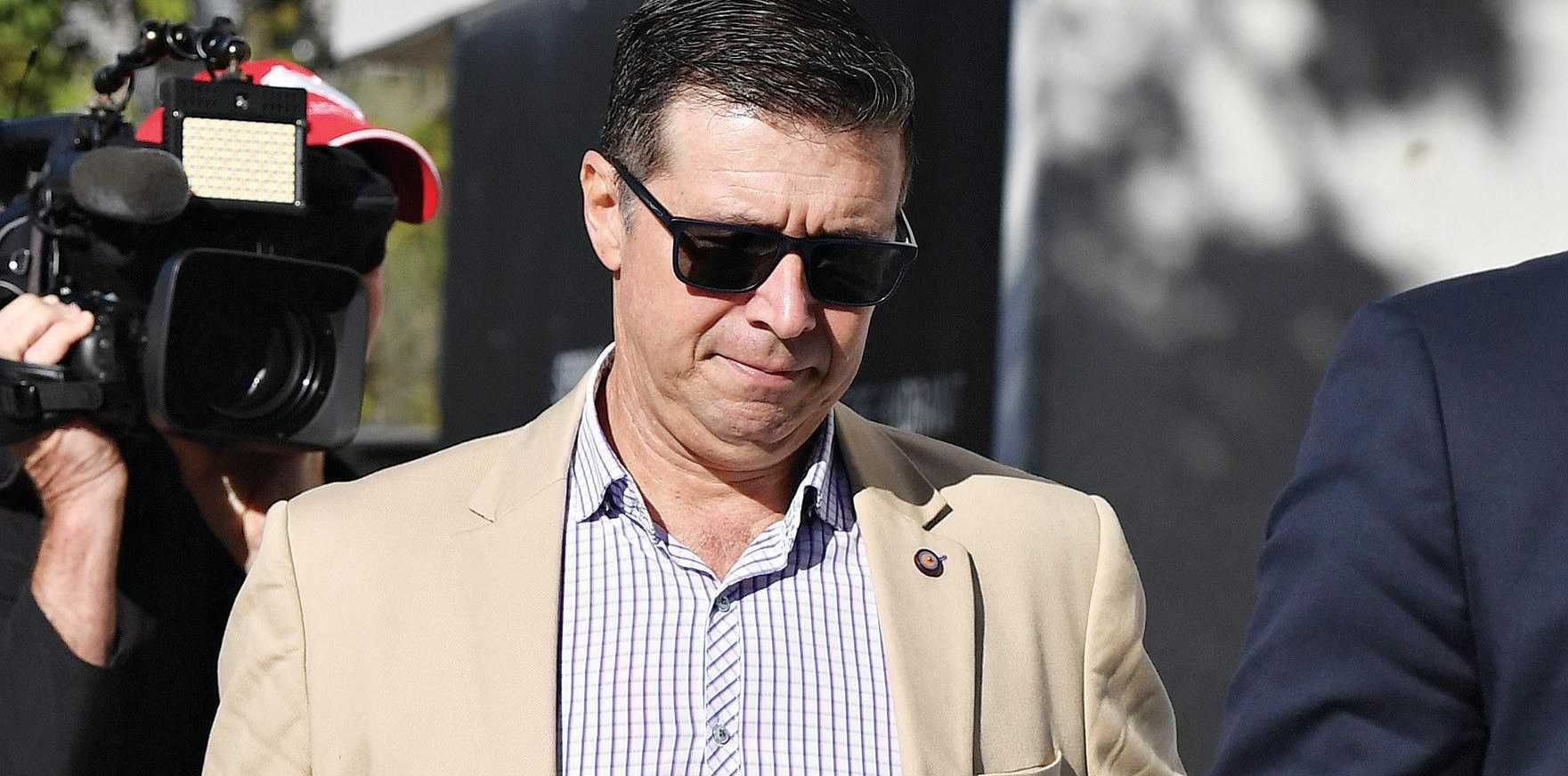When Andrew Antoniolli questioned the relevance of the prosecutor's question Magistrate Anthony Gett took a swipe at his comment.