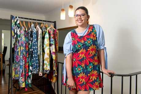 Olivia Mansfield owns Mackay fashion label Olly M.