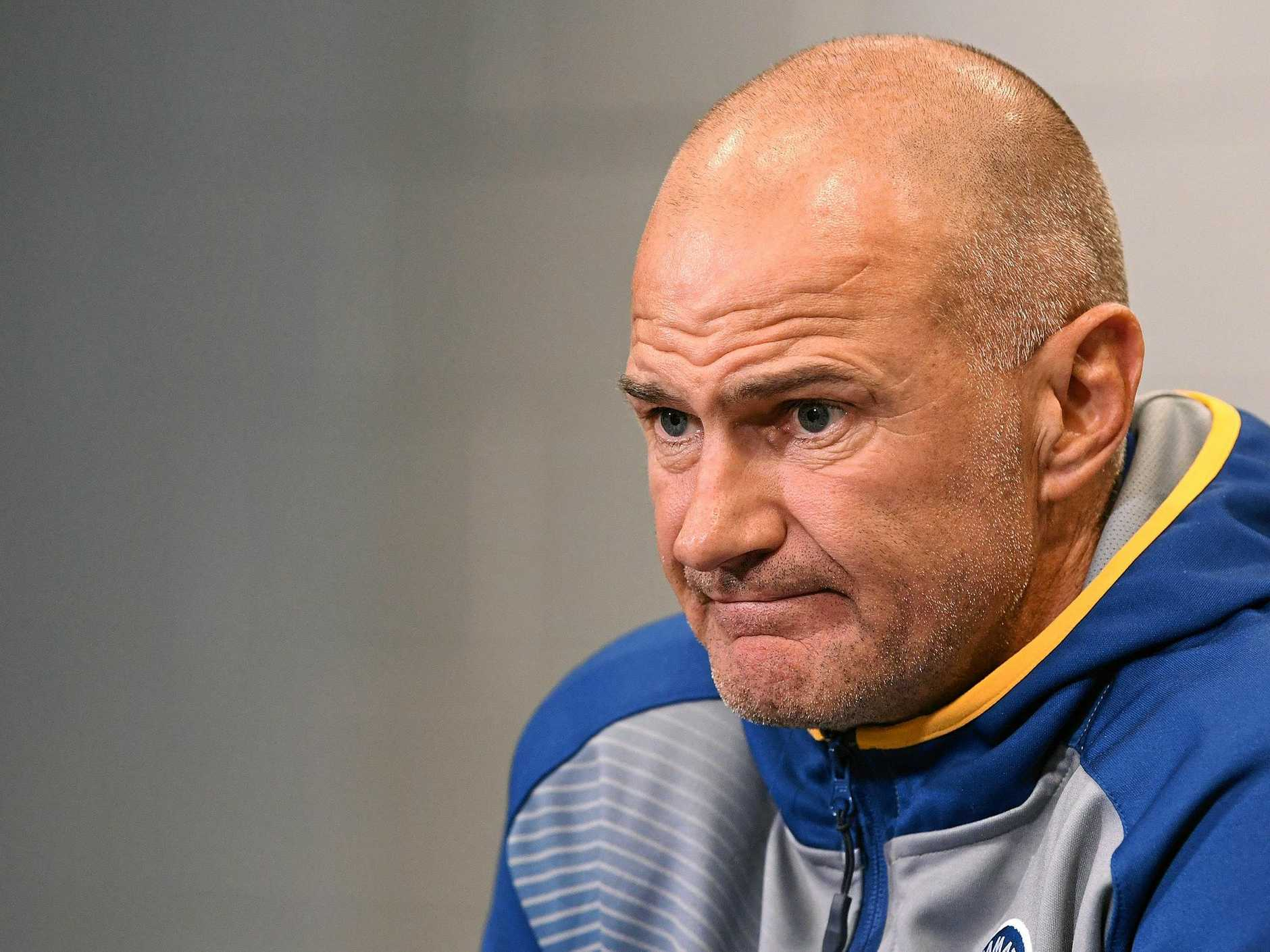 Parramatta Eels coach Brad Arthur is sitting pretty with a contract extension. Picture: Dave Hunt/AAP