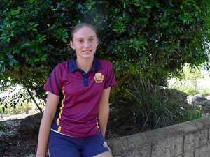 Gympie Year 8 sports star has eye on Green and Gold