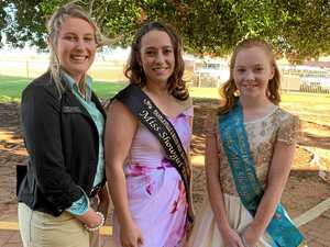 Congratulations to the Miss Showgirl winners
