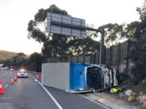 Truck driver dead after collision with pantec truck on M1