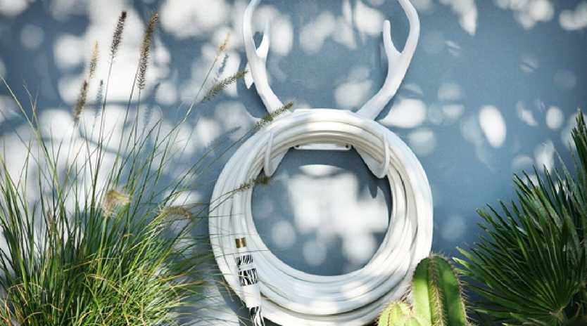 Garden hoses don't have to be boring — or reasonable!