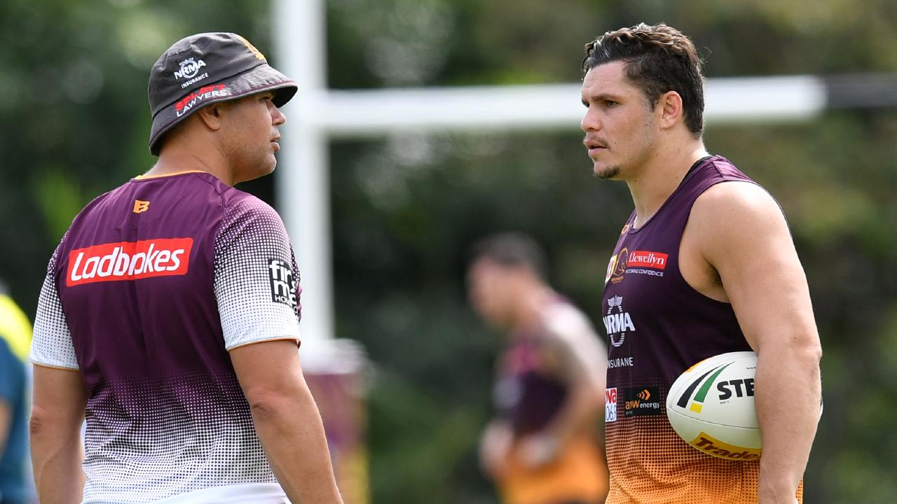 Is convincing Anthony Seibold James Roberts' last chance? Image: AAP Image/Darren England