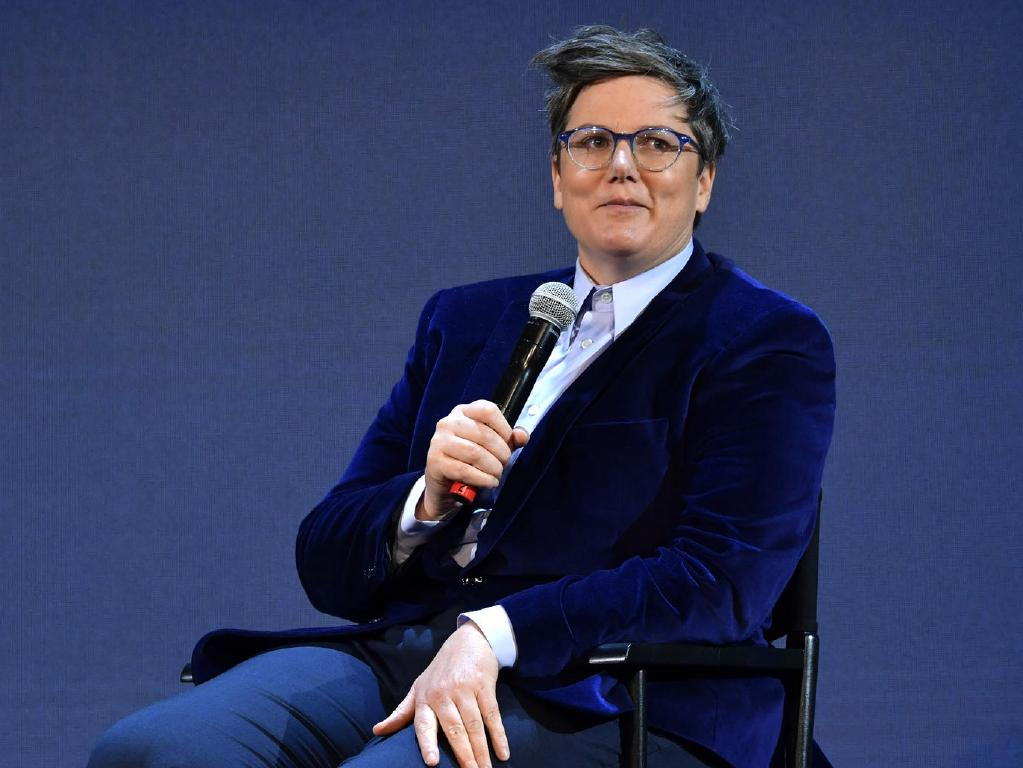 Hannah Gadsby leads the Netflix FYSEE conversation and reception at Raleigh Studios on May 13, 2019 in Los Angeles, California. Picture: GETTY