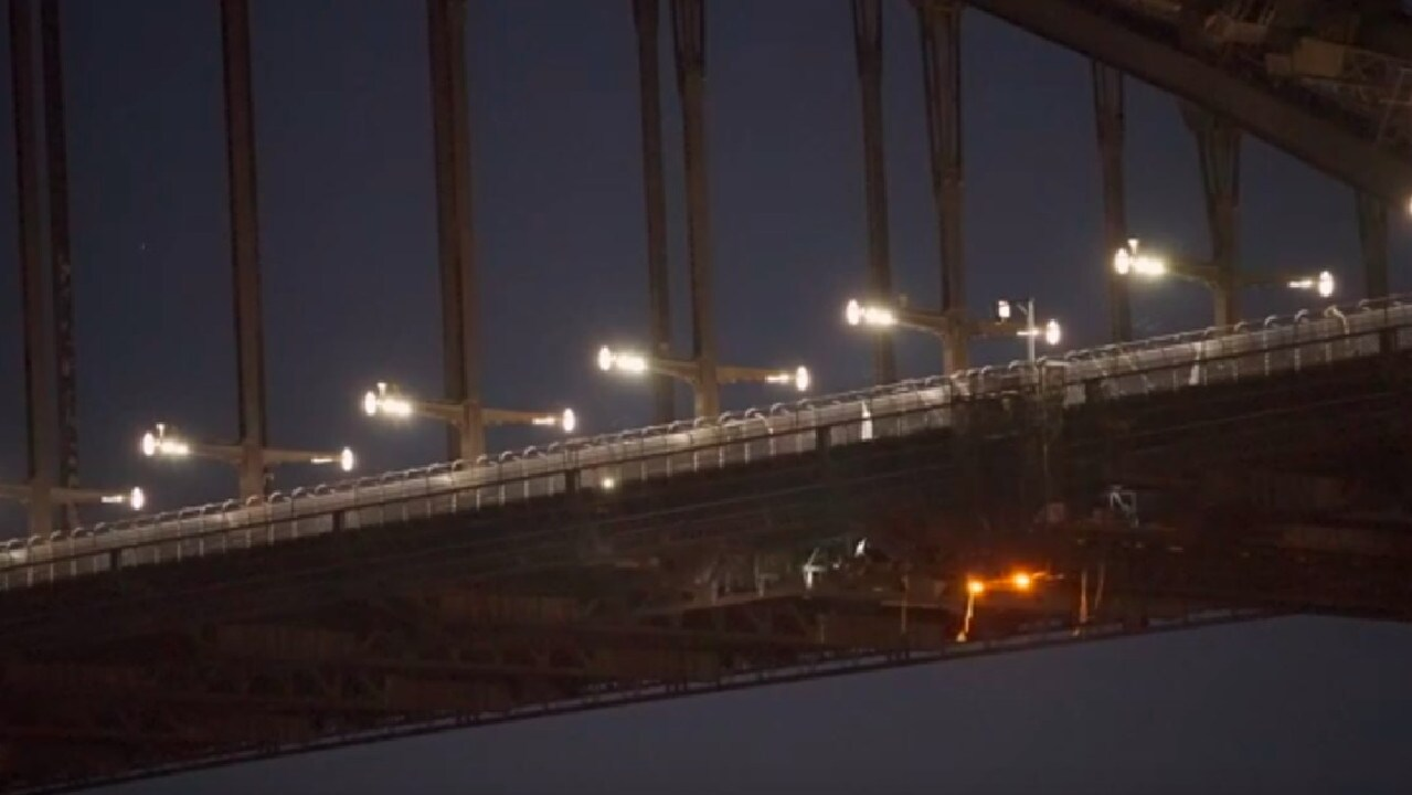 Activists have scaled Sydney Harbour Bridge, with several reportedly arrested.