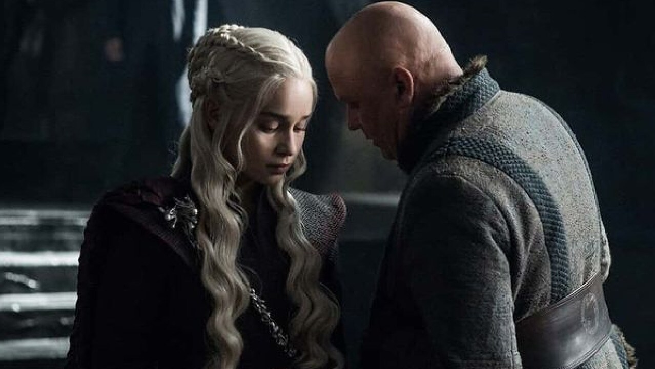They were once close, but Dany's recent behaviour had been stressing Varys out.