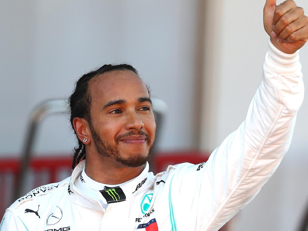 Lewis Hamilton can name his price.