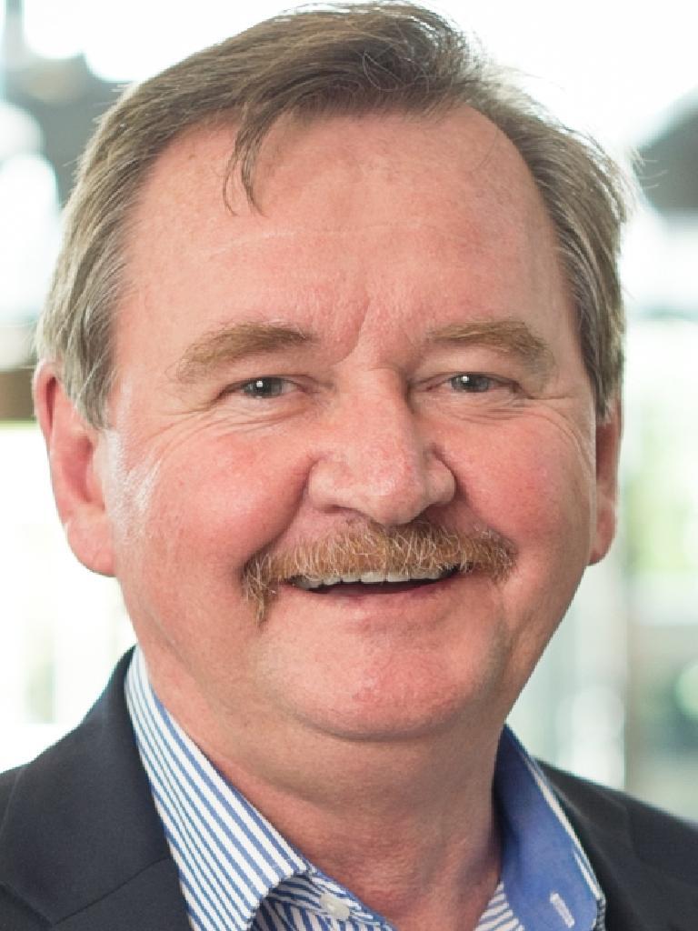 Griffith University immunisation expert Professor Paul Van Buynder.