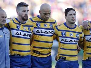 Arthur's emotional plea: Don't leave, Gutho