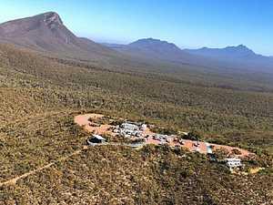Tragic find in dense bushland