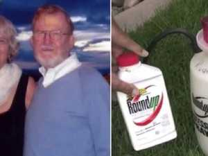 Record $2 billion verdict in weed killer cancer case