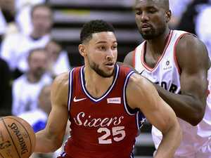Knives come out for Simmons after 76ers' exit