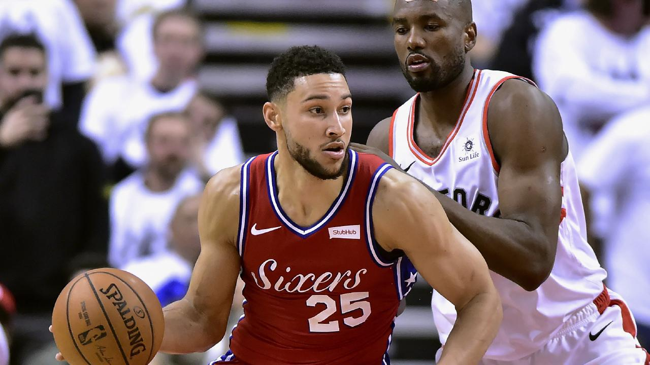 Ben Simmons is seen as a savour by some, but not to others. Picture: Frank Gunn/The Canadian Press/AP