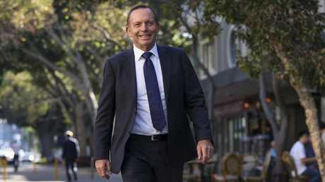 Former prime minister Tony Abbott spoke exclusively with The Daily Telegraph about his time in the top job. Picture: Justin Lloyd