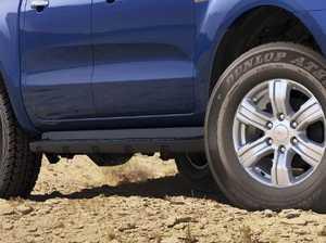 Aussie utes recalled over serious brake flaw