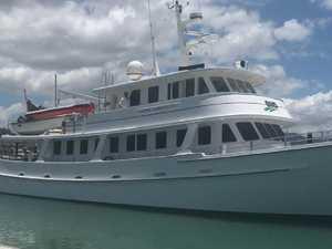 Queensland council staffer resigns after 'superyacht' pics