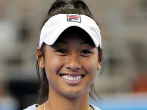 Young Aussies rewarded with Roland Garros gift