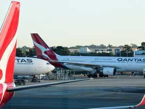 Mid-air trouble strikes Qantas flight