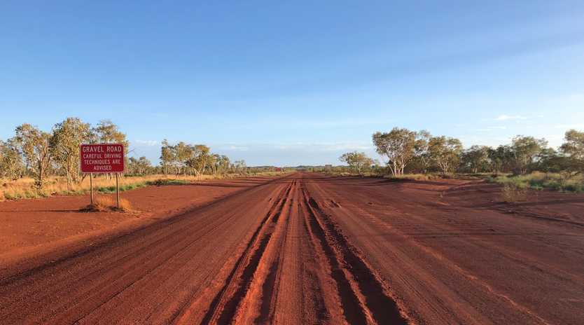 Western Roads Federation welcomes funding to fix the Tanami, however say it's not enough. PHOTO: ABC Kimberley