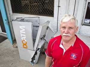 Gowrie ATM theft