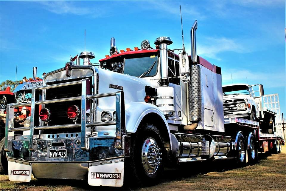PHOTOGRAPHY HOBBY: Amateur photographer James Barber took this fantastic shot at the Sydney Classic and Antique Truck Show. He told us he loves taking photos of trucks as they bring back memories.