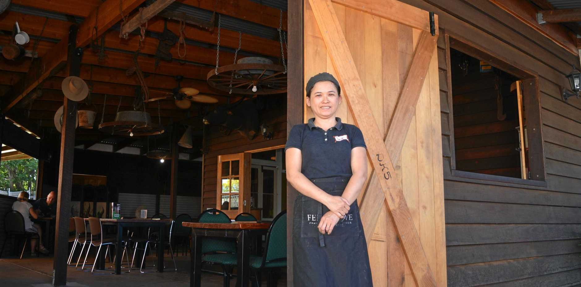 TOP FEAST: Nga Ho is thrilled her restaurant ranked so highly among Gatton Star readers.