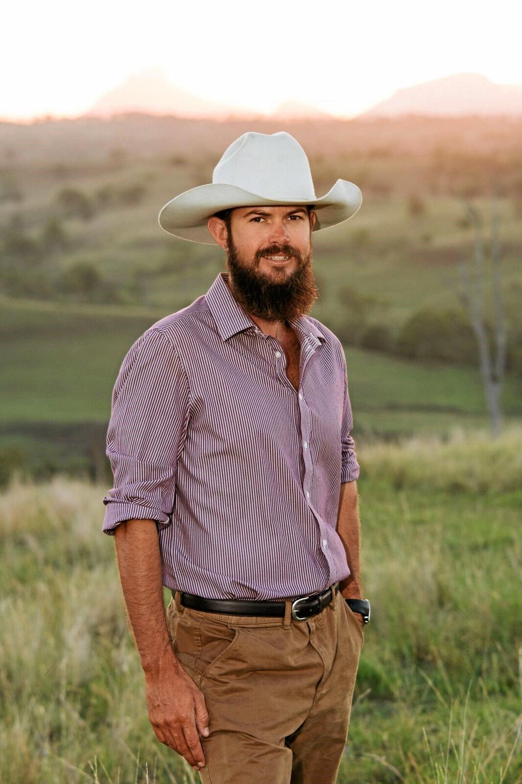 Matthew Tomlinson, Katter's Australia Party (KAP), candidate for Wright.