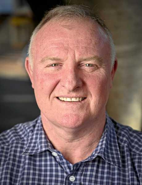 LNP candidate Robert Shearman.