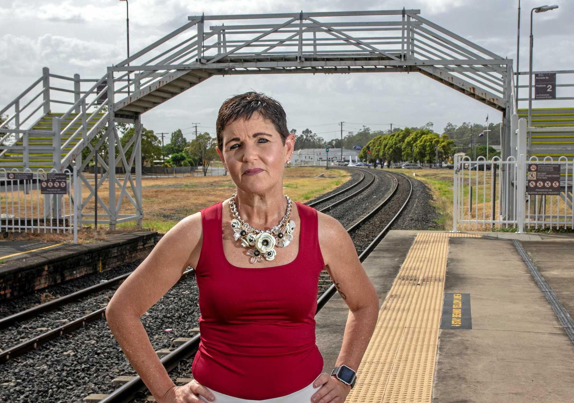 SHOCKED: Lockyer Valley Mayor Tanya Milligan.