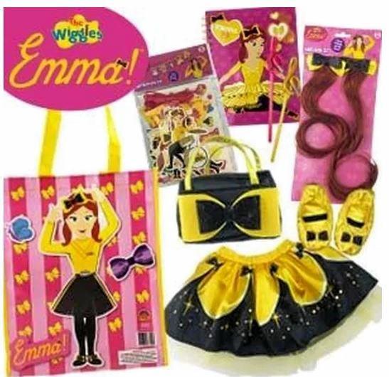 The Wiggles Emma show bag