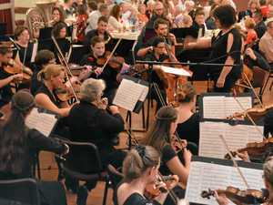 Orchestra performance will be music to film buffs' ears