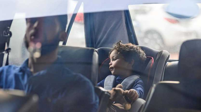 New data reveals drivers are willing to take risks behind the wheel even when they have their children in the car.