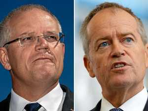 How serious are Shorten and ScoMo about domestic violence?