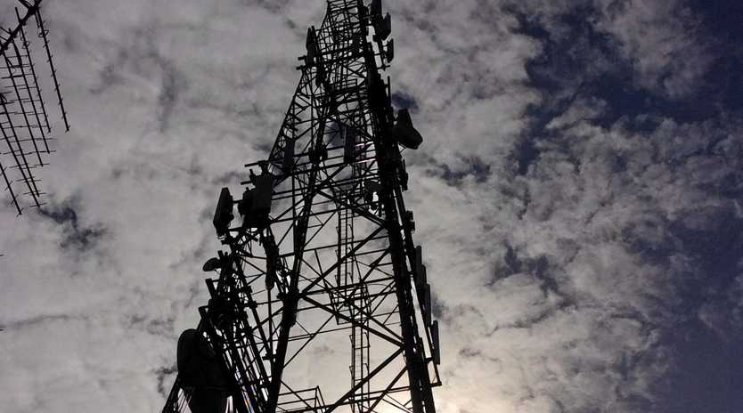 A new mobile phone tower in the Wide Bay is set to improve reception.
