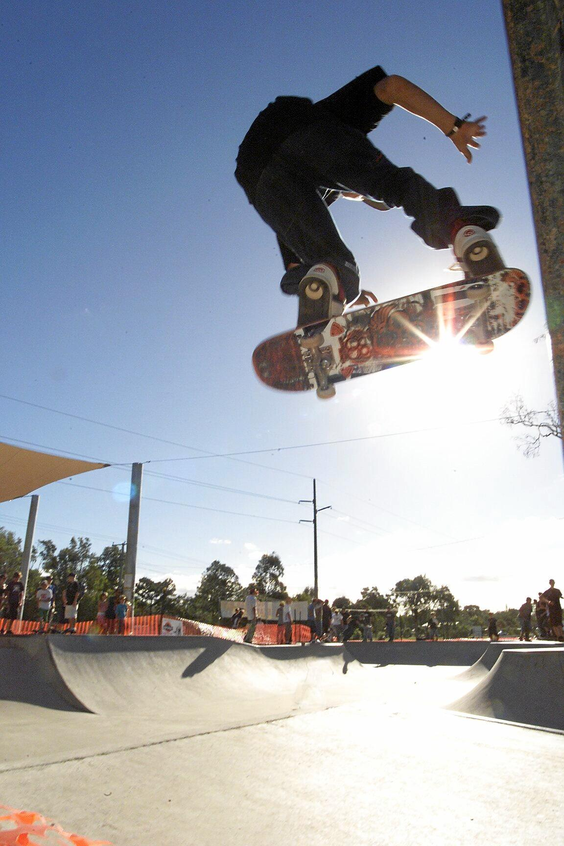 CRUSHED: A skateboarding mentor had his world record dreams dashed after he was involved in a drunken arrest in Townsville on Anzac Day.