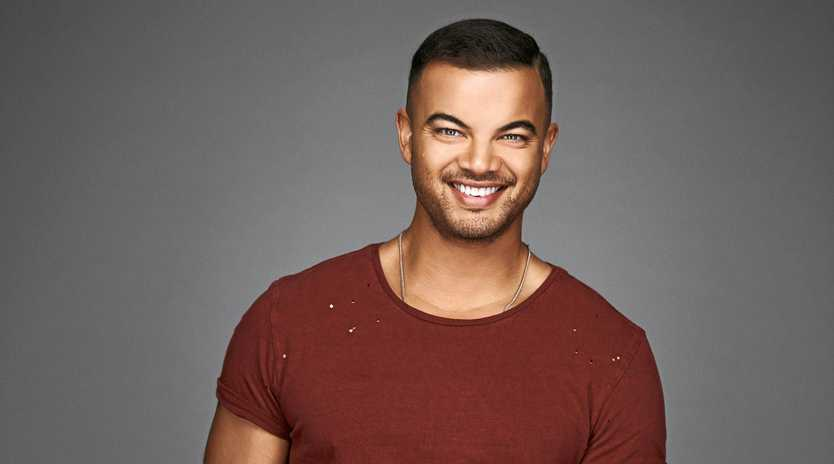 Guy Sebastian joins The Voice coaching panel.