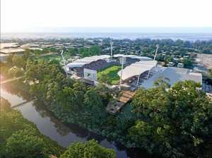 Council pushes vision for 'boutique' $220m Ipswich stadium
