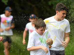 82 photos from Lismore school's colour run