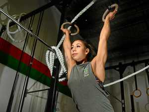 Fighting fit for shot at fittest woman in world title
