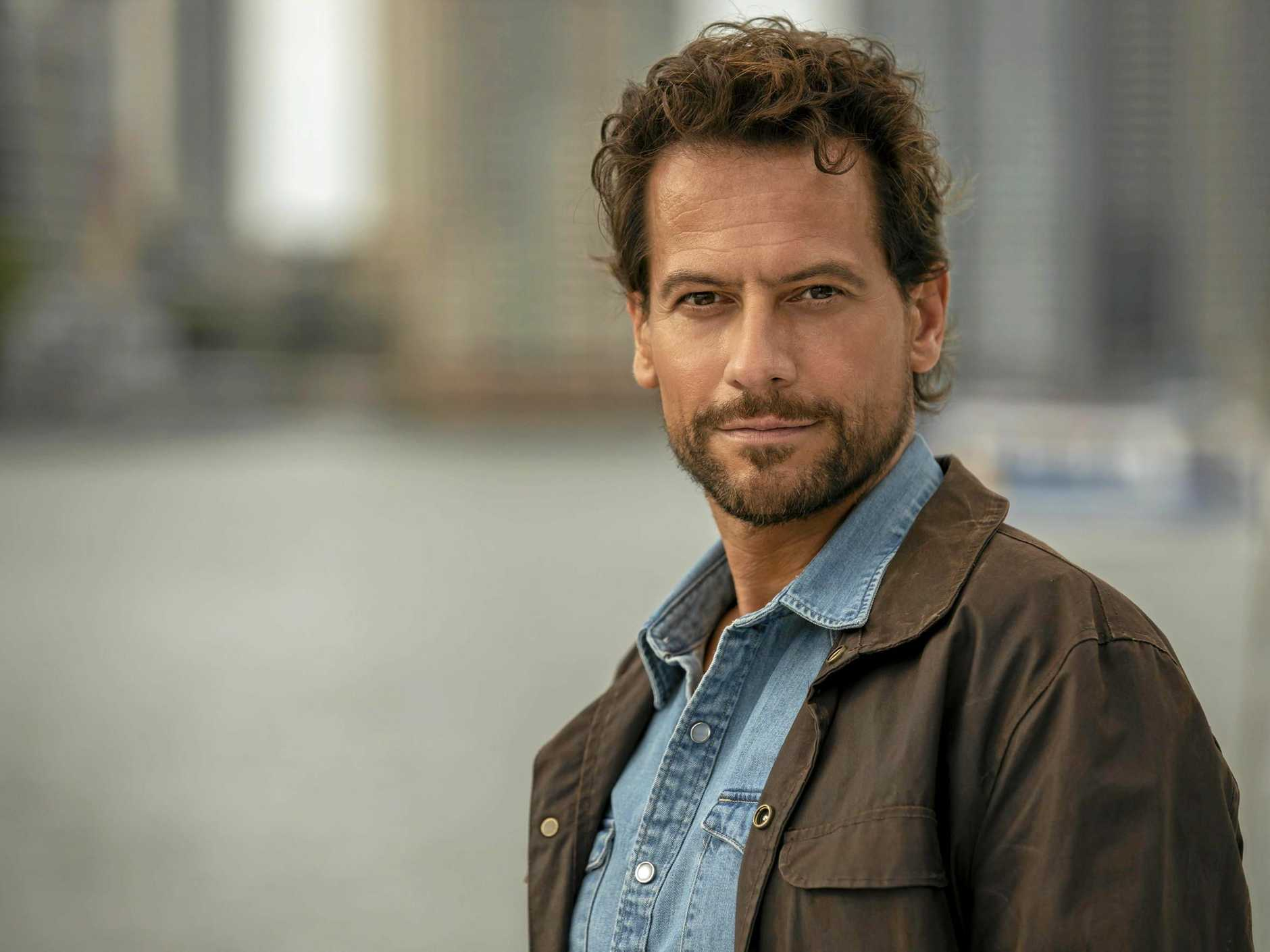 Ioan Gruffudd returns in season two of the TV series Harrow.