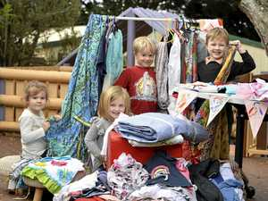 Kindy pre-loved sale to help kids