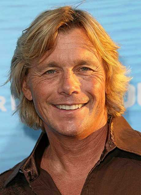 Former 80s Heart throb Christopher Atkins will star in the stage comedy Ladies Night, coming to Gympie on May 25.