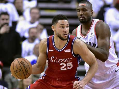 Ben Simmons is bringing his talents to Melbourne.