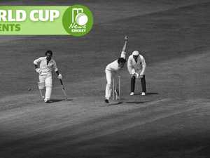 The most bizarre innings in World Cup history